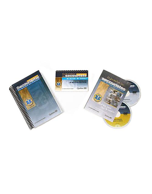 Livre et DVD (CSST)
